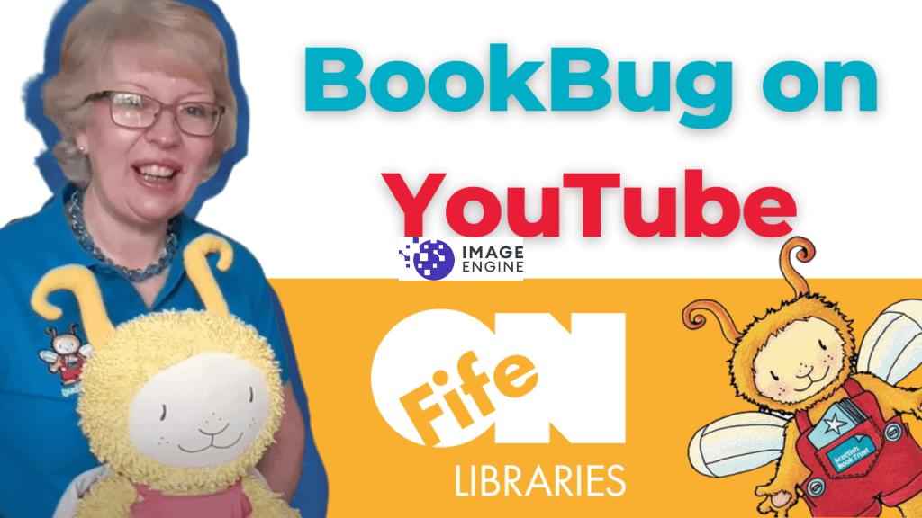 Bookbug on YouTube Graphic